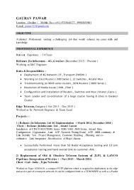 gaurav pawar resume