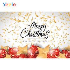 Merry Christmas <b>Backdrop</b> New Year Ball Star Newborn Baby ...