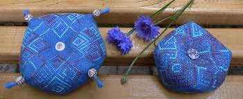 Все в синем или рыба-кокосовый горшок - Sashkin house
