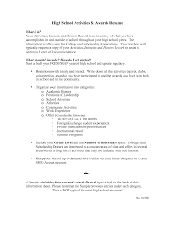 sample resume honors college college resume  college