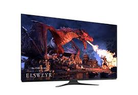 <b>New Alienware</b> 55 OLED Gaming Monitor - AW5520QF | Dell USA