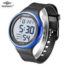 POPART <b>Sport Watches Men</b> Luxury Brand LED <b>Digital Watch Men</b> ...