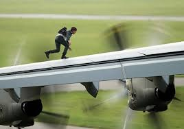 Resultado de imagen para Mission: Impossible - Rogue Nation + weapons