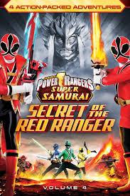 POWER RANGERS SUPER SAMURAI: SECRET OF THE RED RANGER Latino DVDRip