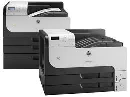 Серия <b>принтеров HP LaserJet Enterprise</b> 700 M712 Загрузки ПО и ...