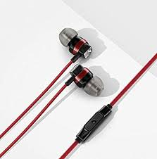 Sennheiser in Ear Smart Remote <b>Sennheiser CX 300s Red</b>, (CX ...