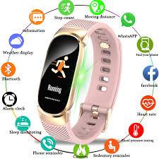 <b>LIGE</b> Sport <b>Smart Bracelet</b> Women Men Waterproof <b>Smart Watch</b> ...
