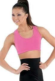 High Support Cotton <b>Racerback Bra Top</b> | Balera™