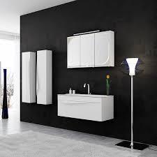 Купить мебель для ванной <b>Clarberg Papyrus</b> 100 см белый в ...
