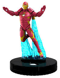 Image result for heroclix iron man