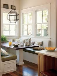 clean simple kitchen nook  sensational kitchen nooks perfect for small kitchens
