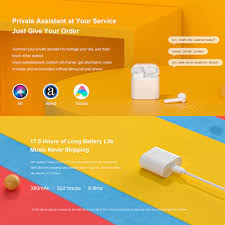 <b>QCY T7</b> TWS <b>Earbuds Bluetooth</b> 5.1 True Wireless <b>Headphones</b> ...