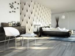 modern bedroom concepts: modern bedroom design black white abstract