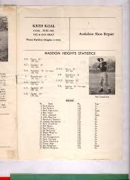 football haddon heights historical society program page