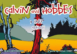 """Calvin and Hobbes"" Shown As an Atari ST Game?"