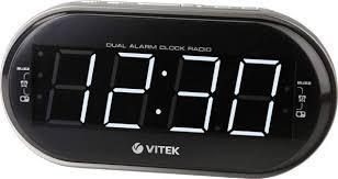 Электронные <b>часы Vitek VT-6610</b> SR купить недорого в Минске ...