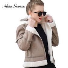 <b>Дубленка</b> AliExpress 2017 Faux <b>Shearling Sheepskin Coats</b> ...
