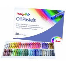 <b>Пастель масляная Pentel</b> Arts | Отзывы покупателей