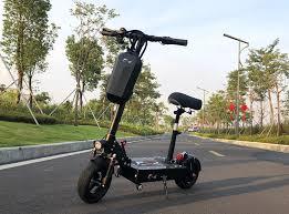 <b>FLJ 1200W</b> E Scooter with 80 120mks range elektro kick scooters e ...