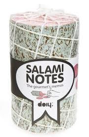 """<b>Блок для записей</b> """"<b>Salami</b>"""" бренда DOIY – купить по цене 710 руб ..."""