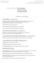 3d art resume s art lewesmr sample resume resume format vfx artist changsoo eun