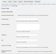 canvas woocommerce docs contact form and map ↑ back to top