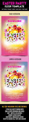 easter party flyer template by crabsta52 graphicriver easter party flyer template holidays events