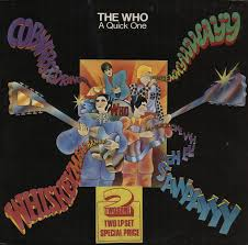 The Who - A Quick One / The <b>Who Sell Out</b> (1974, Vinyl) | Discogs