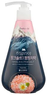 <b>Зубная паста</b> Perioe с <b>розовой</b> гималайской солью Цветы и мята ...