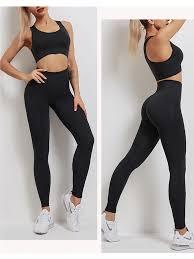 Fitness, Running & <b>Yoga</b> Pants Details about High Waist <b>Seamless</b> ...