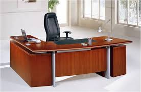 solid wood executive office table picture best office tables