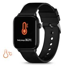 <b>TicWris GTS Real Time</b> Body Temperature Watch Monitors Your ...