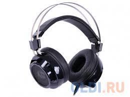 Наушники (<b>гарнитура</b>) <b>REDRAGON Siren 2</b> Black — купить по ...