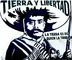 Resultado de imagen para Emiliano Zapata, la Revolución Mexicana.