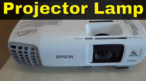 How To Replace A Projector <b>Lamp</b>-<b>Epson</b> PowerLite 97H - YouTube