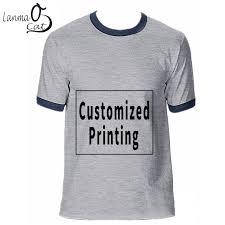 <b>Lanmaocat</b> Custom Made <b>Men</b> T Shirts Personalized T shirts ...