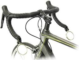 Venzo <b>Bicycle Bike</b> Handle Bar <b>Stainless Steel Mirror</b>: Amazon.de ...