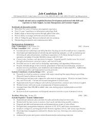 s support resume objective s support executive resume slideshare