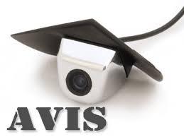 <b>CCD штатная камера</b> переднего вида Mercedes (AVS324CPR ...
