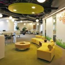 colorful corporate office interior design by space architecture architectural office interiors