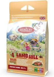 <b>Berkley</b> №4 Adult <b>Сухой корм</b> для собак ягненок с овощами ...