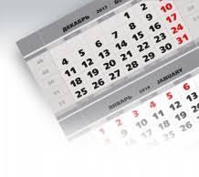 Производство календарей малыми тиражами, печать ...