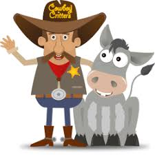 Image result for cowboy critters
