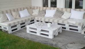 Pallet Garden Furniture For Sale