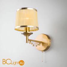 Купить <b>бра Eurosvet Amalfi 60081/1</b> золотая бронза с доставкой ...