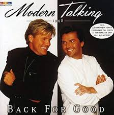 <b>MODERN TALKING</b> - <b>Back</b> For Good - The 7th Album - Amazon.com ...