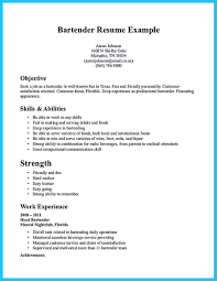 excellent ways to make great bartender resume template how to bartender sample resume template and bartender resume example objective bartender sample resume template and bartender resume example objective