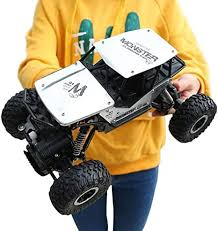 LCFF RC Off Road Car 1:12 Electric Racing Vehicle <b>2.4GHz Radio</b> ...