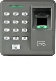 NTI | ENVIROMUX <b>RFID Access</b> Control Keypad w/ <b>Biometric</b> ...
