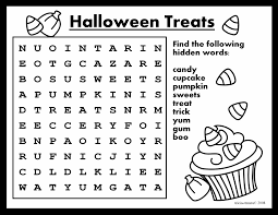 Small Picture Halloween Coloring Pages Word Searches Coloring Coloring Pages
